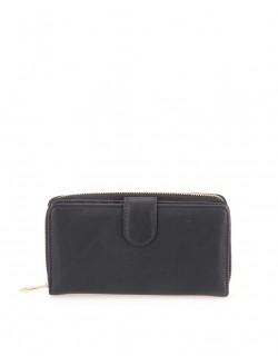 Černá peněženka Milan Fashion