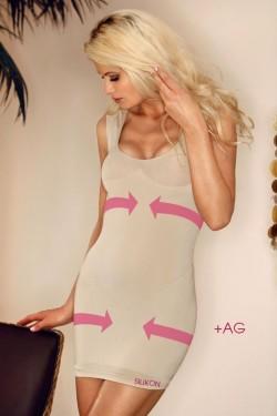 Stahovací šaty s ramínky